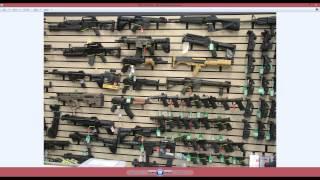 Фото Огляд збройового магазину Only The Best Firearms
