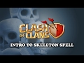 Clash of Clans | Intro to Skeleton Spell