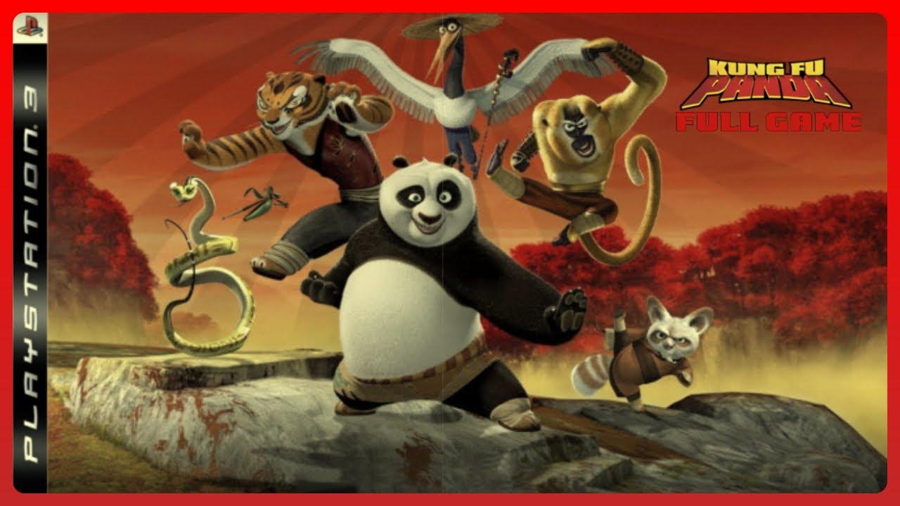 Download Kung Fu Panda Full Game Longplay (PS3, PS2, X360, Wii, PC, MAC)