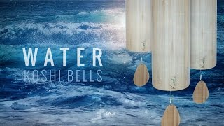 WATER Koshi Wind Chimes Meditation - See the Ocean of oneness... | Calm Whale