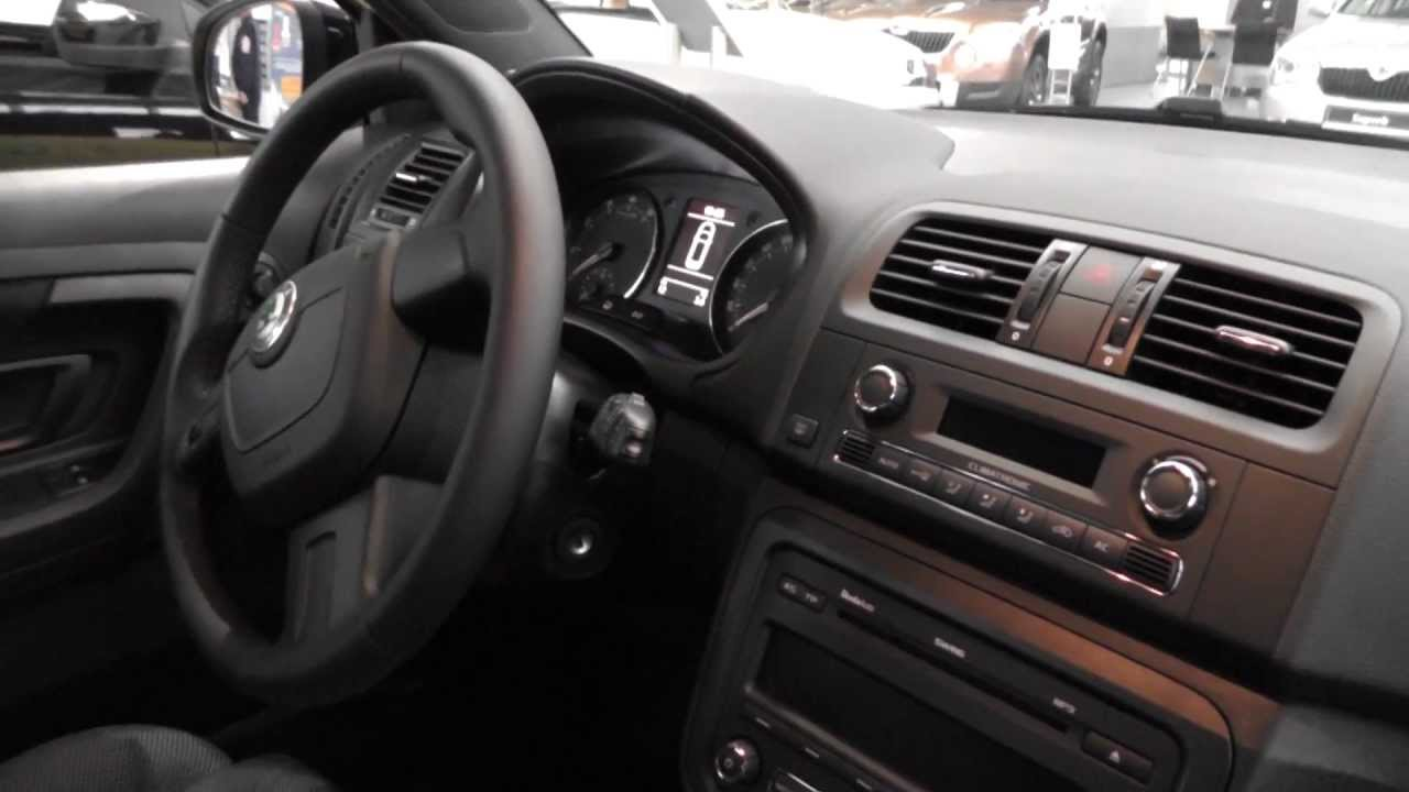 skoda fabia 1 2 tsi 85km monte carlo youtube. Black Bedroom Furniture Sets. Home Design Ideas