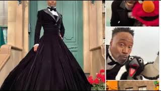 Billy Porter Is Headed To The Streets Of Sesame