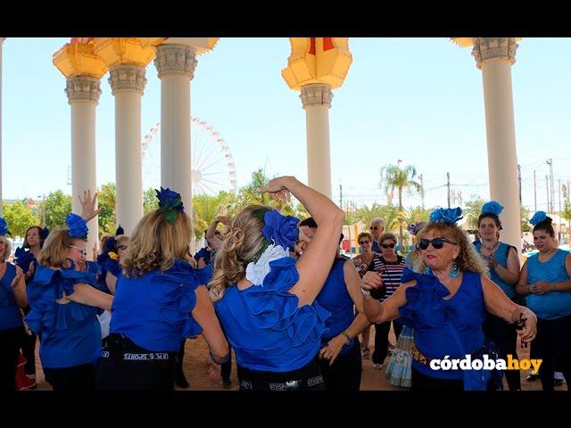 Córdobahoy - La Feria no decae ni en días lectivos