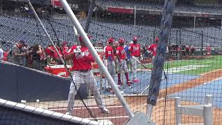 Yusniel Diaz— 2018 Futures Game BP