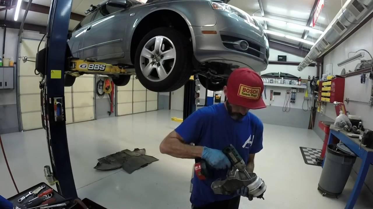 Audi A4 Engine Mounts