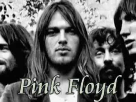 PINK FLOYD - Wearing The Inside Out (Lyrics)