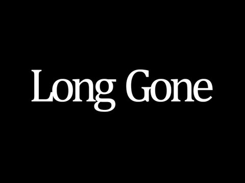 Long Gone- Andy Allo