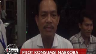 2 Pilot WNA Dari Susi Air Diduga Positif Menggunakan Narkoba - INews Malam 11/01