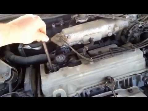 Celica Wiring Diagram Starting How To Change Spark Plugs In A 97 01 Toyota Camry 4