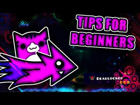 Geometry Dash: HOW TO BEAT DEADLOCKED! (Tips For Beginners #3)