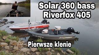 Pierwsze klenie na chlebek   Solar 360 bass & Riverfox 405 #solar360bass #riverfox405