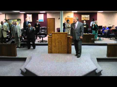 Pastor, John P. Marlow  Preaching & Testimonys