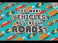 Too Many Vehicles, Not Enough Roads In Philippines