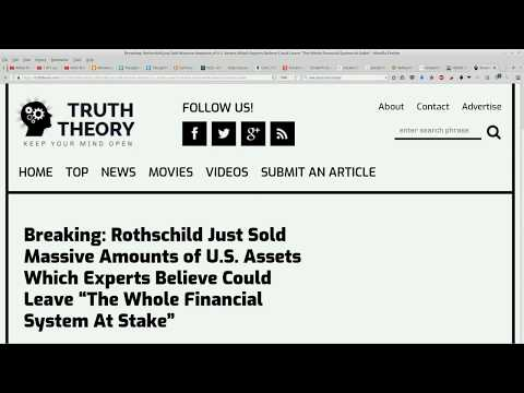 HATJ RKB : Rothchilds Asset Move: Current Article August 24, 2017