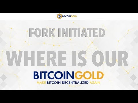 Bitcoin Gold Fork Initiated | Where Is Our Bitcoin Gold (BTG)? | Bitcoin Gold [Pre-Launch] $408