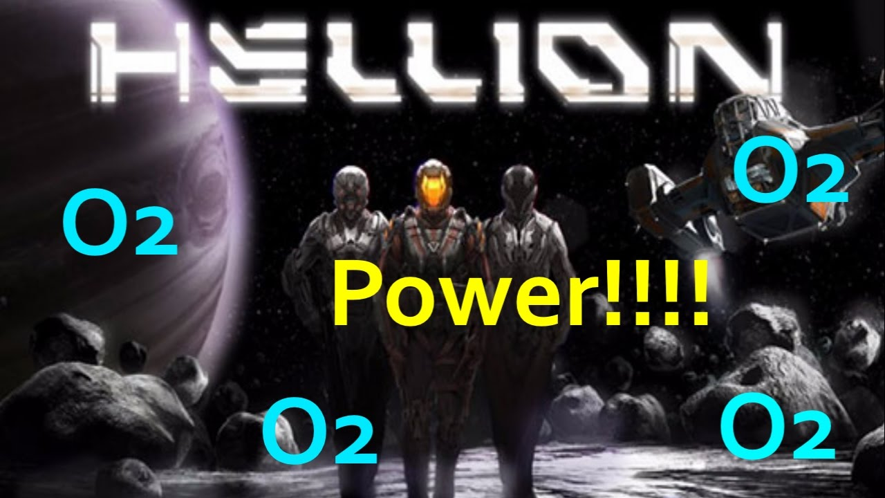 hellion how to make oxygen