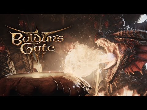 Baldur's Gate 3 Opening Cinematic