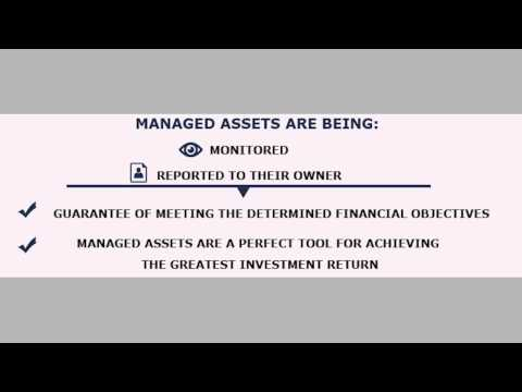 Asset management – monitoring and operating
