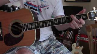 Comes a Time (Lesson) - Neil Young