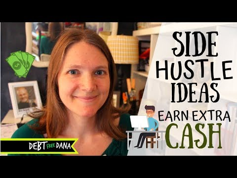 🔟 Side Hustles (for Introverts) Finding Extra Income to Pay Off Debt
