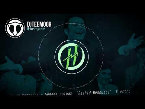 DJTeemoor & Harun Memmedov  -  Senede Qalmaz (Rashid Bebudov) Electro Edition