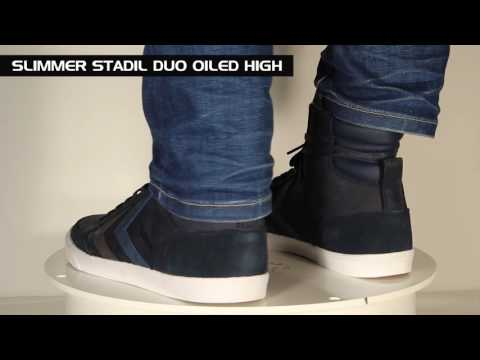 Hummel Slimmer Stadil Duo Oiled High Sasion 201617 YouTube