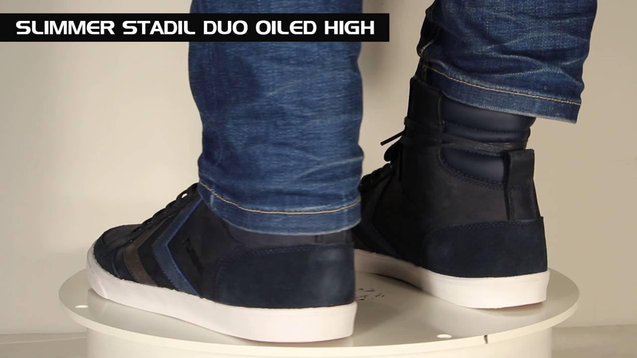 hummel slimmer stadil duo oiled high sasion 2016 17. Black Bedroom Furniture Sets. Home Design Ideas
