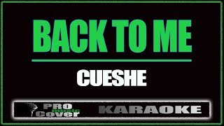 Download lagu Back to me CUESHE MP3