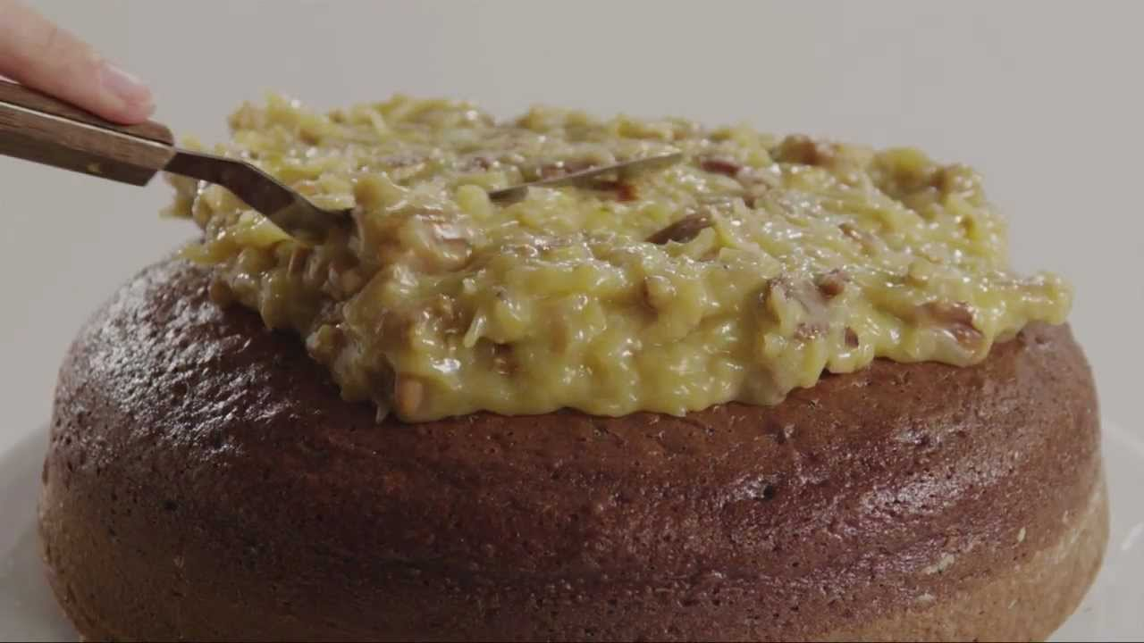 How To Make German Chocolate Cake Frosting Frosting Recipe