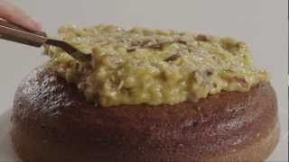 Frosting Recipe - How To Make German Chocolate Cake Frosting