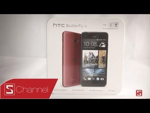 Schannel - Mở hộp HTC Butterfly S: Bản nâng cấp về pin và cấu hình - CellphoneS