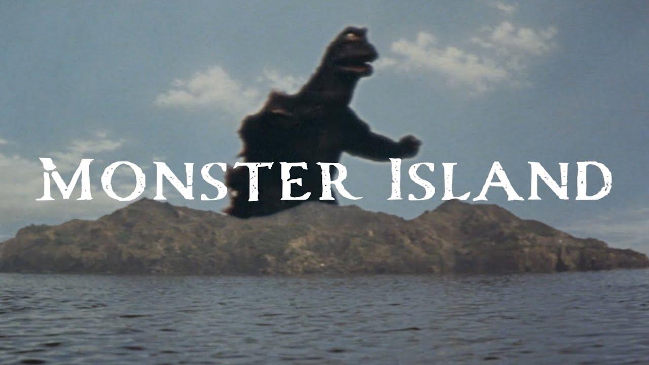 Godzilla Tales: Monster Island