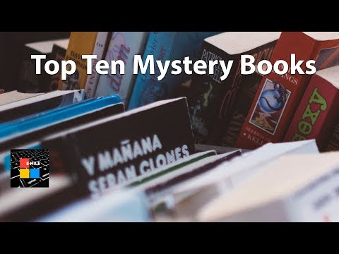 Top Ten Mystery Books