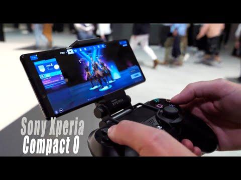 Sony Xperia Compact 0 - мини ФЛАГМАН