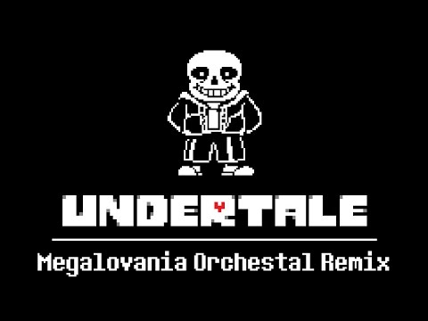 Megalovania Orchestral Remix - Undertale