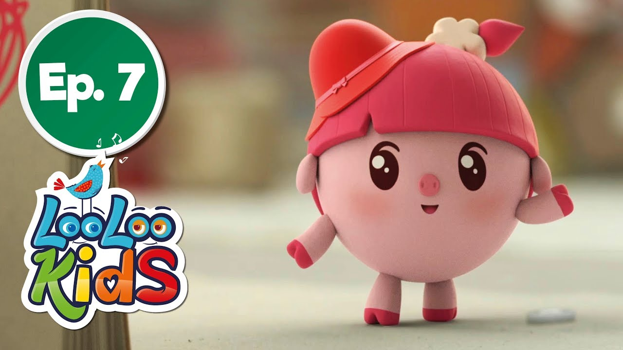 BabyRiki EP 7: The Hat - Cartoons for Children | LooLoo Kids