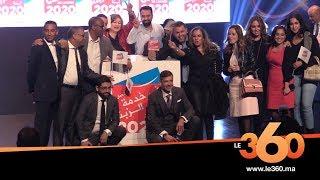 Le360.ma • Total Maroc élu service client de l'année 2020