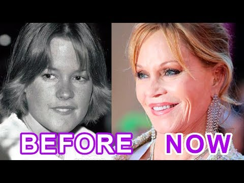 WOMAN and TIME: Melanie Griffith