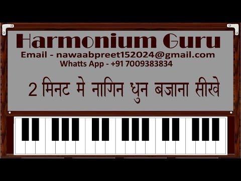 2 मिनट मे नागिन धुन बजाना सीखे