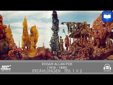 Edgar Allan Poe: Erzählungen 1 YouTube Hörbuch auf Deutsch