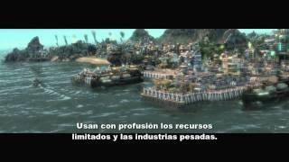ANNO 2070 - Walkthrough Trailer [ES]