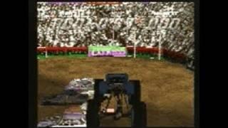 Thunder Truck Rally PlayStation Gameplay - Thunder Truck