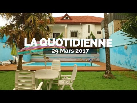 Cameroon Top Model - La Quotidienne du 29-03-2017