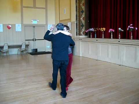 Argentine Tango Practica for two