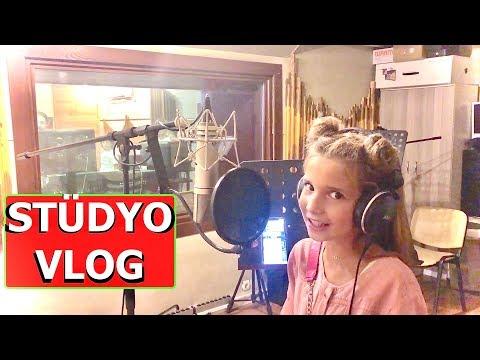 Stüdyo Vlog Ecrin Su Çoban. Söylesene Anne Bana