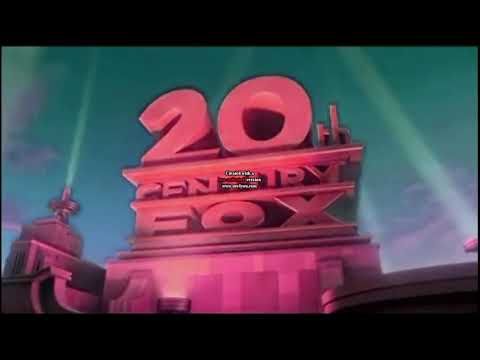 20th Century Fox Logo 2014 in Luig Group Effect