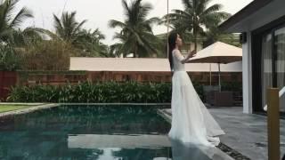 Màn té siêu đẹp của Miss Earth Vietnam Nam Em trong MV mới