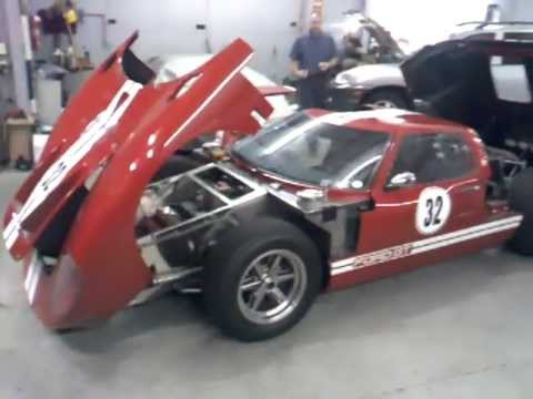Gt Kit Car Www Motolocator Com Ford Gt Replica