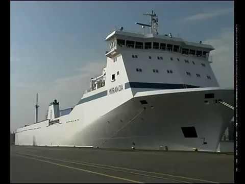 Godby Shipping Ab - m/s Miranda 2004