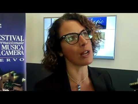 Cervo - Festival Musica da Camera - Intervista Ilaria Cavo